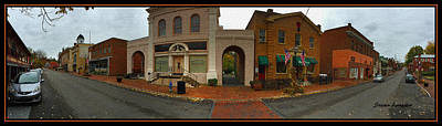 Photograph - Jonesborough Tennessee 6 by Steven Lebron Langston
