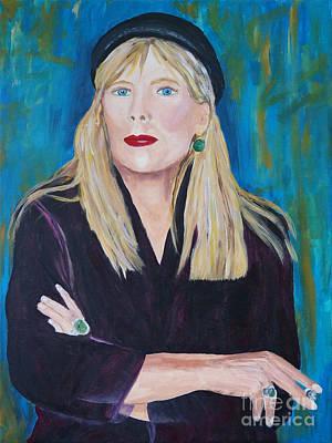 Joni M Original by Frankie Picasso