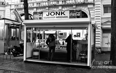 Photograph - Jonk In Amsterdam by John Rizzuto
