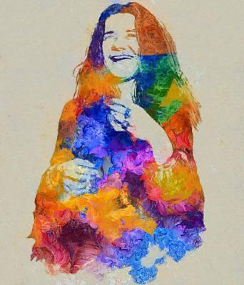 Painting - Joplin by Dan Sproul