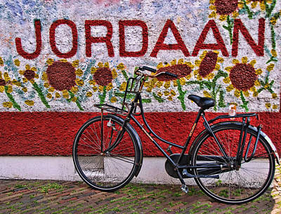 Photograph - Jordaan - Amsterdam by Allen Beatty