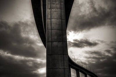 Photograph - Jordan Bridge by Pete Federico