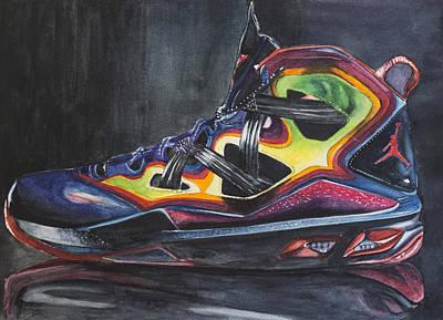 Jordan Original by Yuan Zhuang