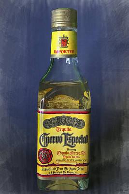 Jose Cuervo Tequila Art Print