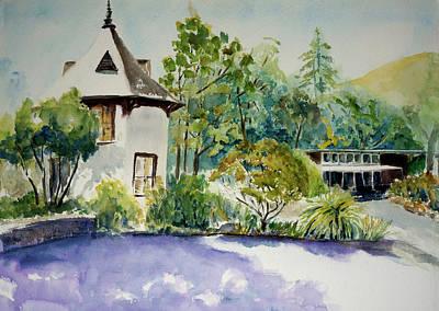 Tom Simmons - Marin Art and Garden Center - Wall Art