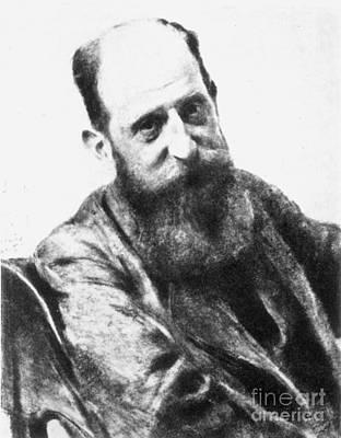 Photograph - Josef Breuer 1842-1925 by Granger