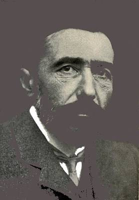 Joseph Conrad George Charles Beresford Photo 1904-2015 Art Print by David Lee Guss