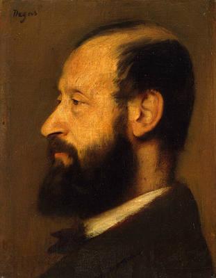 Painting - Joseph-henri Altes by Edgar Degas