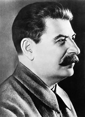 Joseph Stalin, Secretary-general Print by Everett