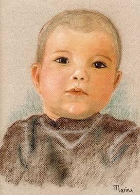 Painting - Joshua by Marina Garrison