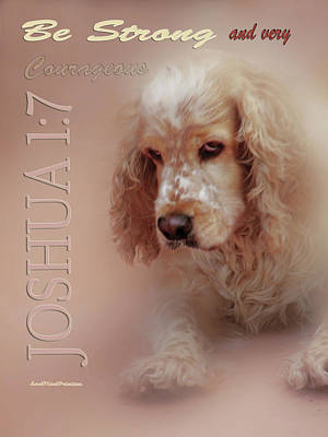Digital Art - Bible Verses  Art 19 by Miss Pet Sitter