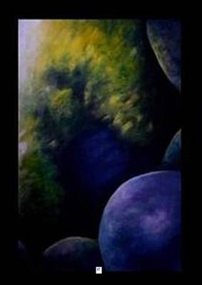 Painting - Journey 2 by Carol Rashawnna Williams