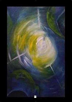 Painting - Journey 9 by Carol Rashawnna Williams
