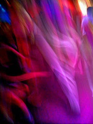 Journey Into The Light Art Print by Michael Durst