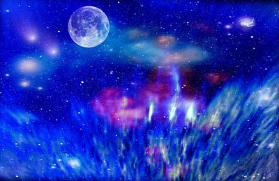 Universe Digital Art - Journey Into The Universe by Sherri  Of Palm Springs