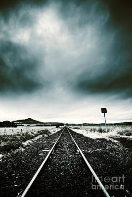 Journey Of Turbulence Art Print by Jorgo Photography - Wall Art Gallery