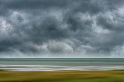 Photograph - Journey To The Shore by John Whitmarsh