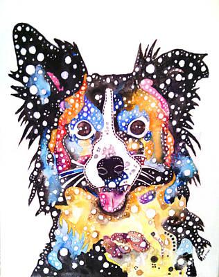 Joy Art Print by Angela Green