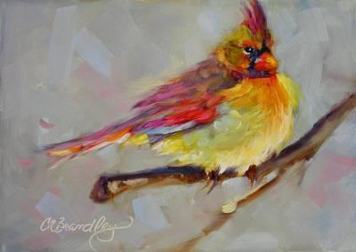 Painting - Joy by Chris Brandley