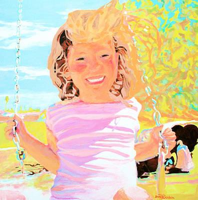 joy Original by Doretta Bendalin