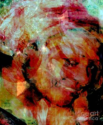 Yesayah Mixed Media - Joy by Fania Simon