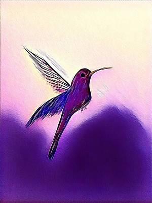 Painting - Joy by Margaret Welsh Willowsilk