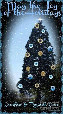 Photograph - Joy Of The Holidays by Bobbee Rickard