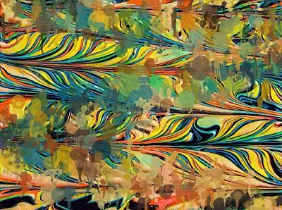 Canary Mixed Media - Joy by Susan Lively