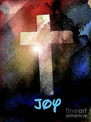 Painting - Joy by Terry Banderas