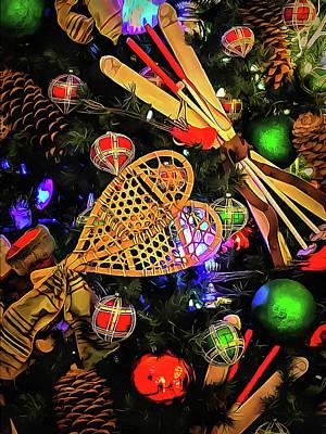Photograph - Joyeux Noel  by Leslie Montgomery