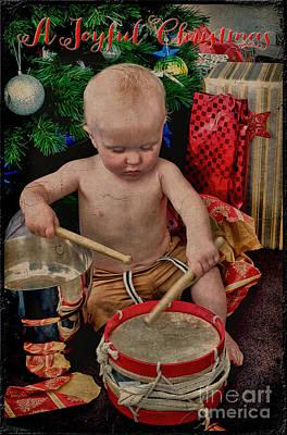 Photograph - Joyful Christmas by Karen Lewis