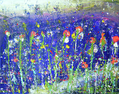 Painting - Joyful Element by Colleen Ranney