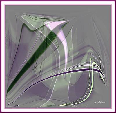 Digital Art - Joyful Heart by Iris Gelbart