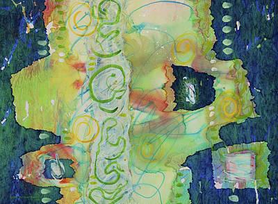 Painting - Joyful by Lynda Hoffman-Snodgrass