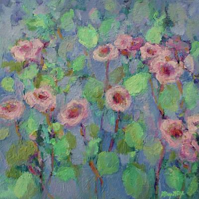 Painting - Joyful by Mary Wolf