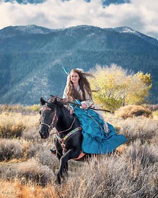Photograph - Joylene 3 by Phyllis Burchett