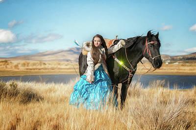 Photograph - Joylene 7 by Phyllis Burchett