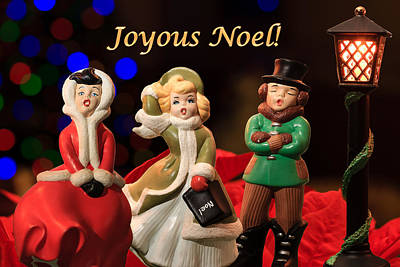 Photograph - Joyous Noel by Joni Eskridge