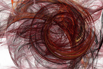 Digital Art - Jpk Digital Abstract 005 by John Knapko