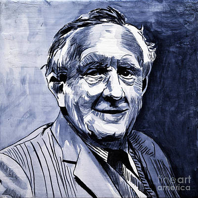Rights Managed Images - Jrr Tolkien  Royalty-Free Image by Stephen Humphries