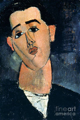 Photograph - Juan Gris (1887-1927) by Granger