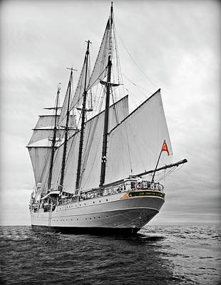 Juan Sebastian De Elcano In Its World Wild Travel Art Print