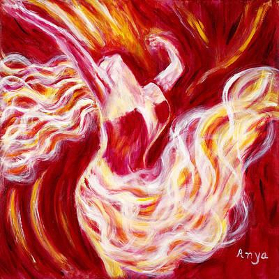 Painting - Jubilation by Anya Heller
