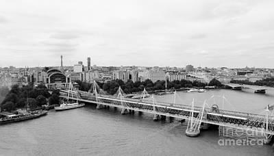 Photograph - Jubilee Bridge by Amar Sheow