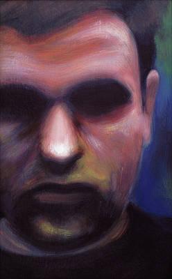 Painting - Judgemental by Seamas Culligan