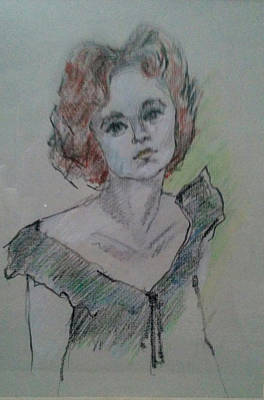Judi Art Print by Judi Bank
