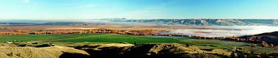 Photograph - Judith Landing Panorama by Todd Klassy