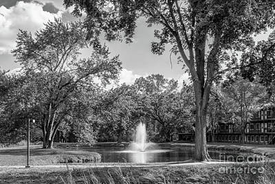 Photograph - Judson University Pond by University Icons