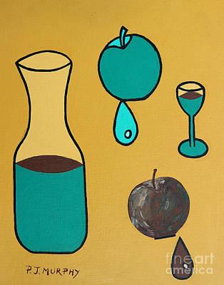 Juice Art Print by Patrick J Murphy