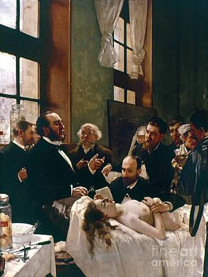 Photograph - Jules Emile Pean (1830-1898) by Granger